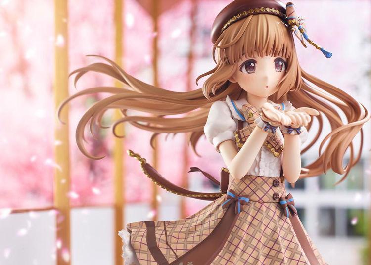 THE IDOLM@STER : Cinderella Girls - Figurine Yoshino Yorita