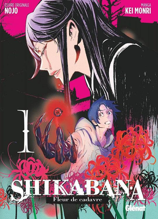 Shikabana - Fleur de Cadavre Tome 01