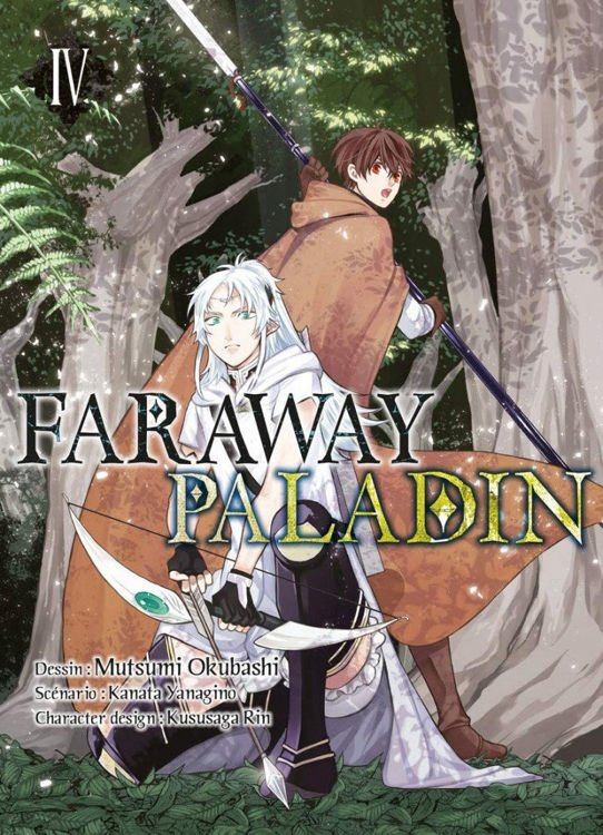 Faraway Paladin Tome 04