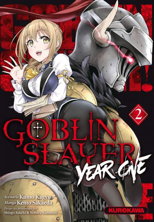 Goblin Slayer - Year One Tome 02