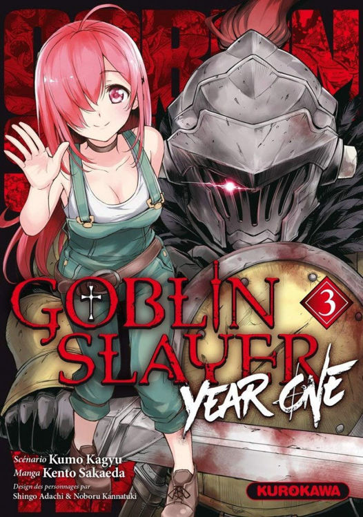 Goblin Slayer - Year One Tome 03