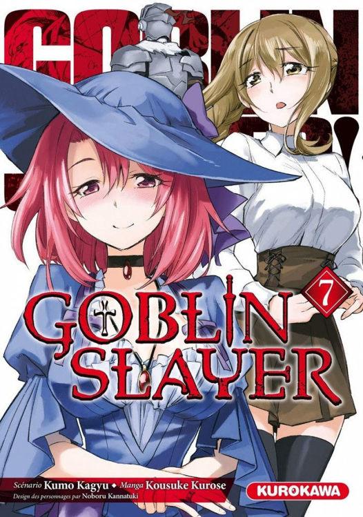 Goblin Slayer Tome 07