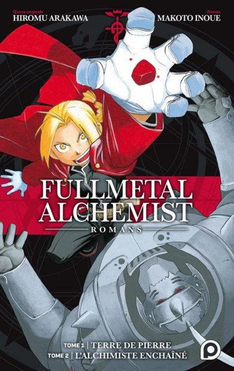 Fullmetal Alchemist - Roman Tome 01