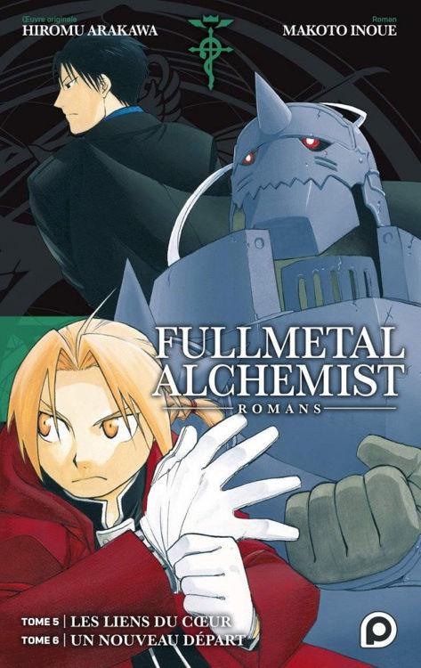 Fullmetal Alchemist - Roman Tome 03