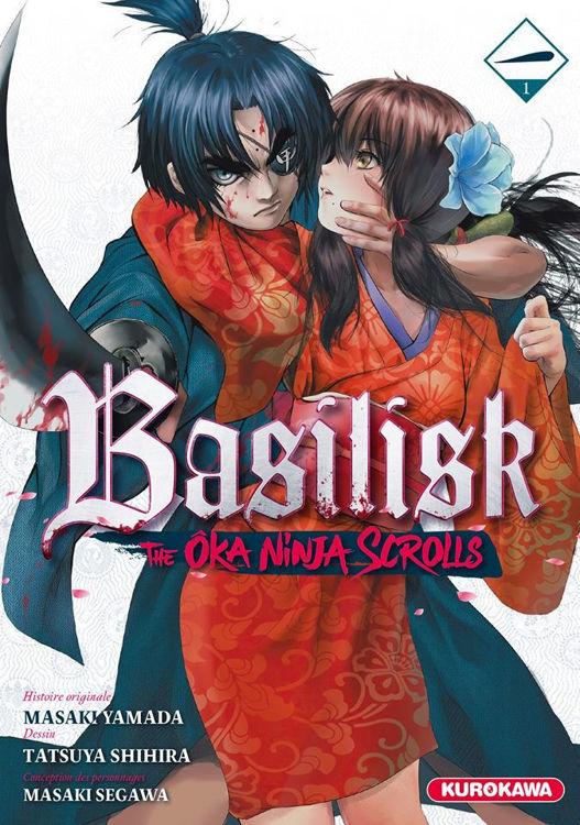 Basilisk - The Ôka Ninja Scrolls Tome 01